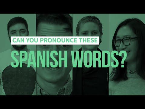 8 Spanish Words You