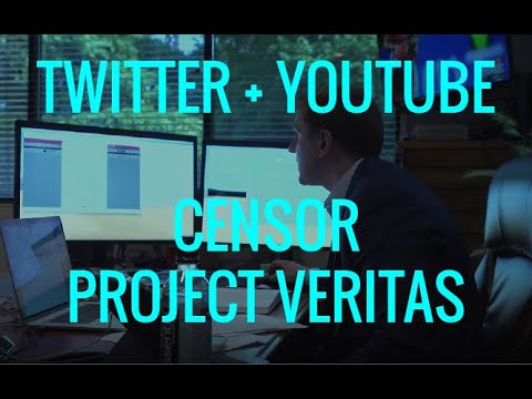 YouTube and Twitter Censor Project Veritas EXPLAINED thumbnail