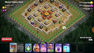 "Easy way to get 3 Star ""Where Eagles Dare"" 