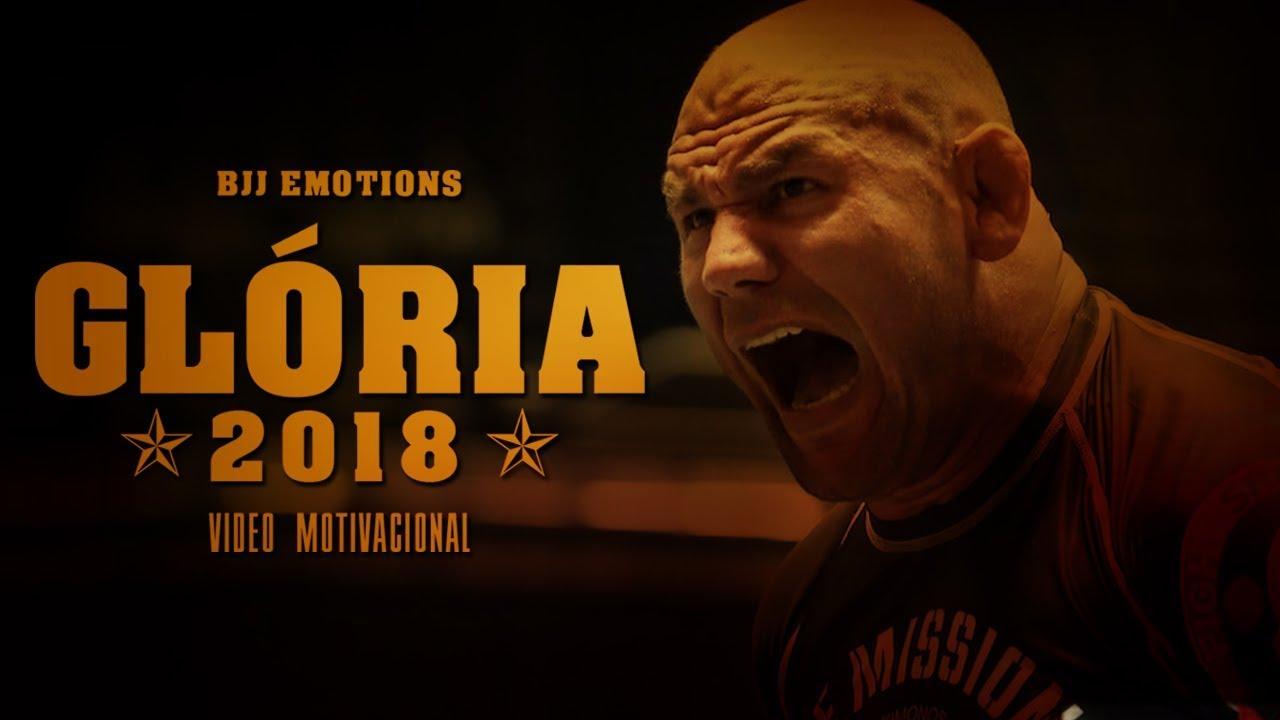 Glória 2018 Video Motivacional Jiu Jitsu Highlight