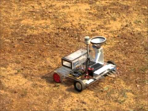 AISAR: An Intelligent Swarm Automated Agricultural Robot