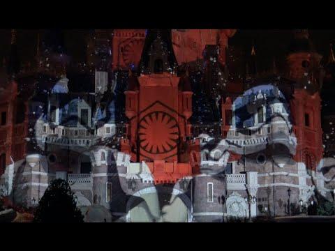 "ºoº [ 上海 ディズニー ] 花火 イグナイト・ザ・ドリーム Shanghai Disneyland Fireworks show "" Ignite the Dream """