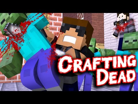 Patient zero crafting dead s1 ep 1 39 minecraft for The crafting dead ep 1