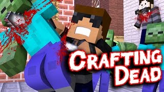 the purge   crafting dead s1 ep 10 minecraft roleplay