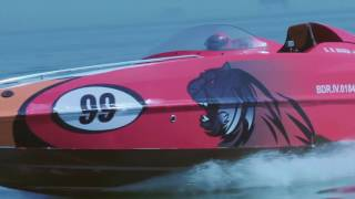 Indian Hero Story - Indian Powerboat Pilot Profile Gaurav Gill