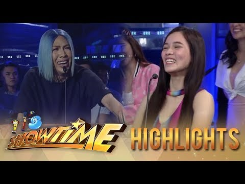 It's Showtime PUROKatatawanan: Ate Girl and Vice Ganda's joke for each other