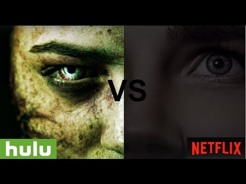 Which to get Netflix Vs Hulu