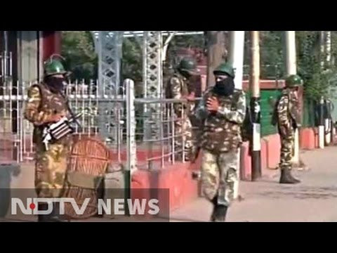 12 Jammu & Kashmir Officials Sacked For Alleged Anti-National Activities