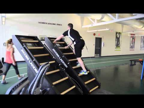 Rady Fitness Exercise Spotlight Jacob's Ladder