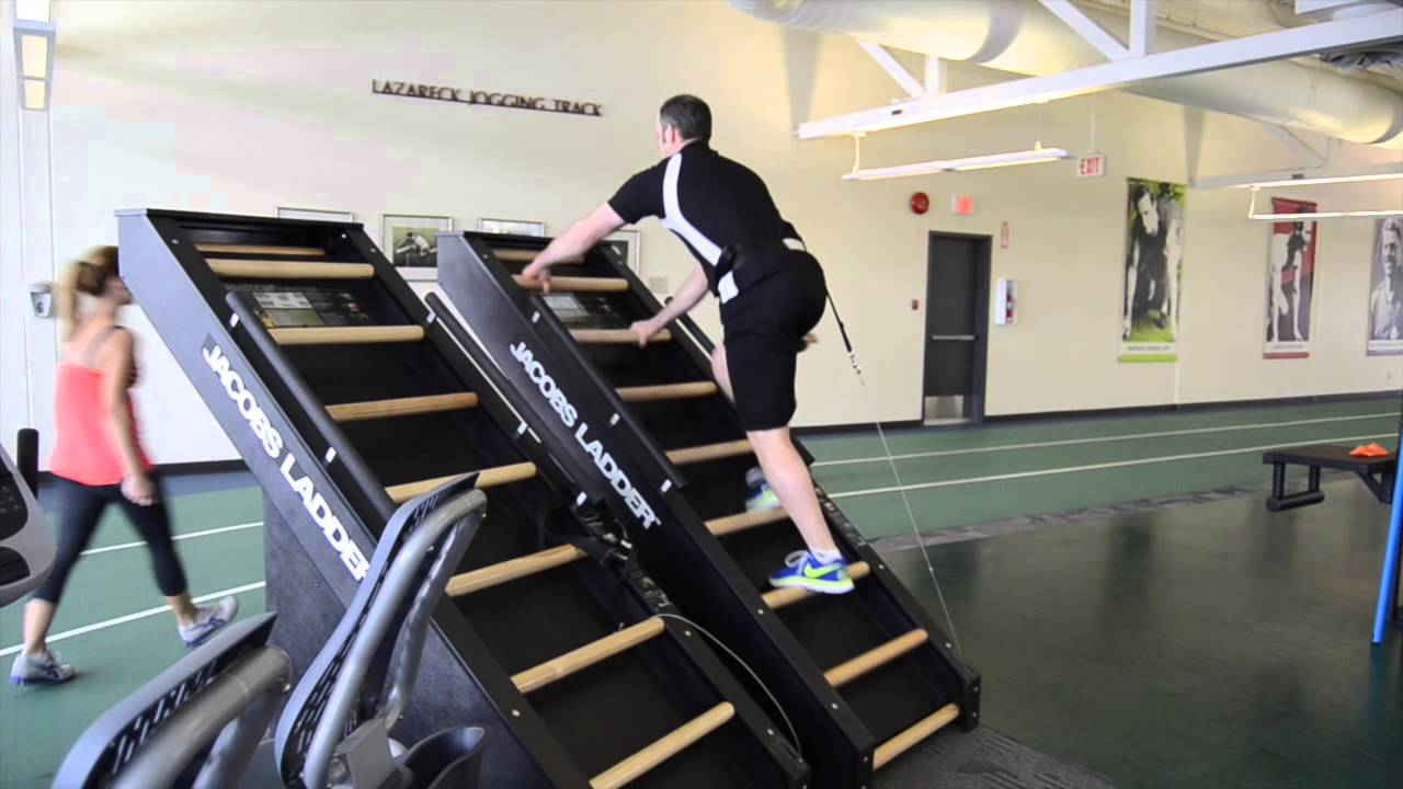 Rady Fitness Exercise Spotlight Jacob S Ladder Jacob S Ladder Exercise Ladder