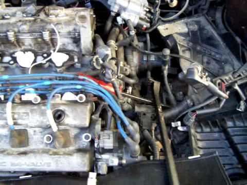 Mazda Millenia 2 5 Knock Sensor Replacement Part 8