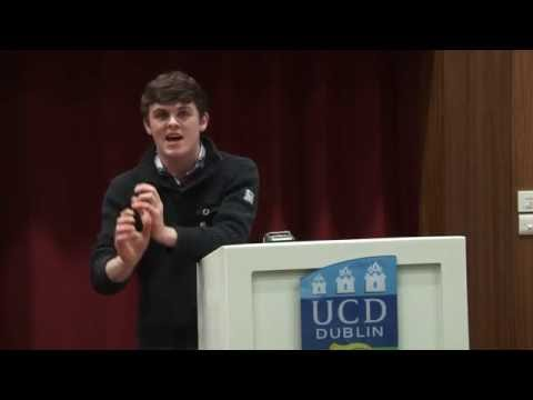 Student Volunteering | Full Debate | UCD Literary & Historical Society
