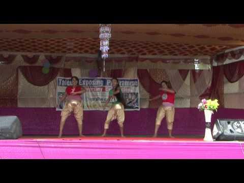 HIPHOP DANCE(SUN SATHIYA)