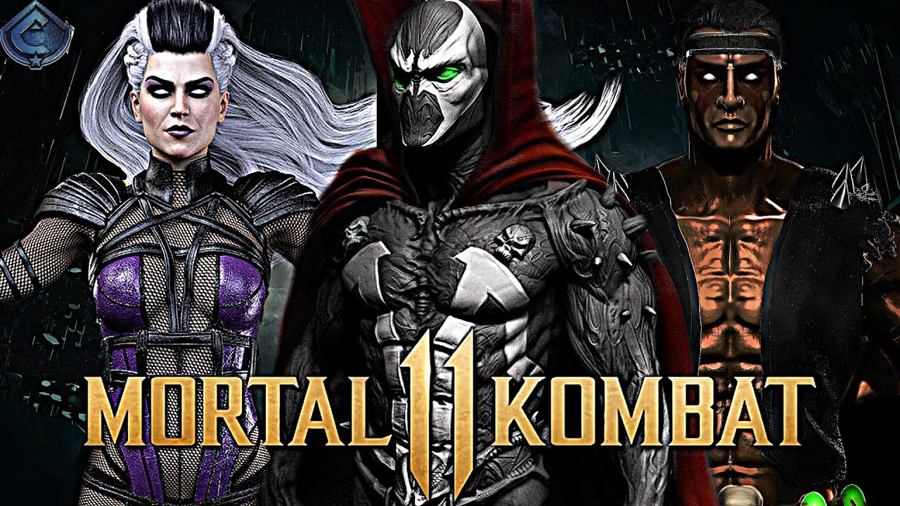 Download Mortal Kombat 11 - Spawn, Sindel and Nightwolf First Looks TEASED!