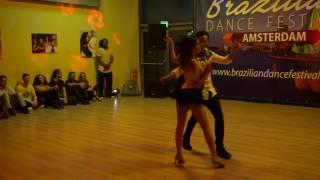 Leo & Romina, performance at BDFA 2017 [4K]