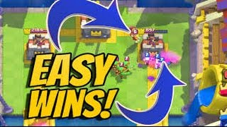 Clash Royale - How To Win Everytime In Clash Royale Best Strategy | Pro Tips | New Tricks 2017
