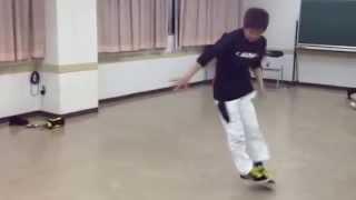 B-BOY ZAKAO エアートラックス