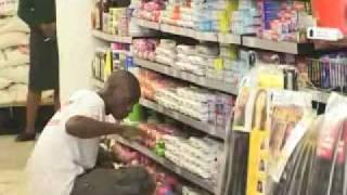 Les supermarchés du Zimbabwe en manque de clients