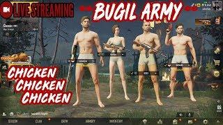 🔴[LIVE] BUGIL ARMY NGERUSUH DI ERANGEL BERSAMA PARA BOCAH - PUBG MOBILE