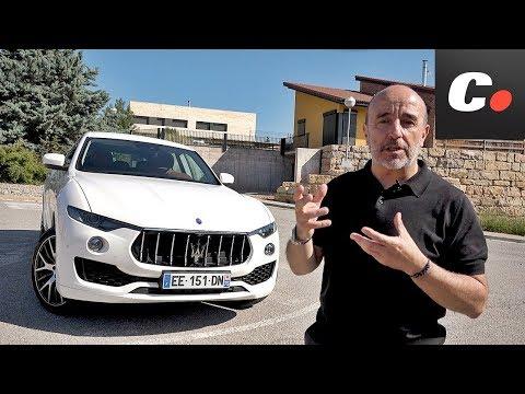 Maserati Levante SUV | Prueba / Test / Review en español | coches.net
