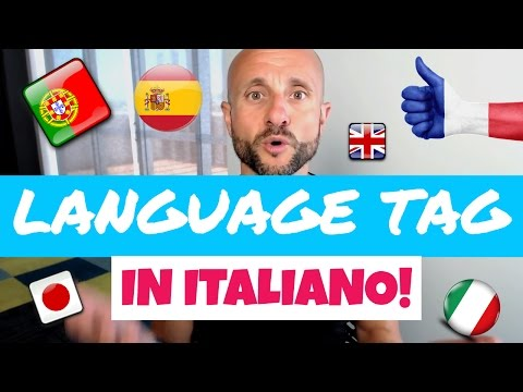 Manu Venditti's Experience With Learning Languages: Learn Italian With ITALY MADE EASY [IT]