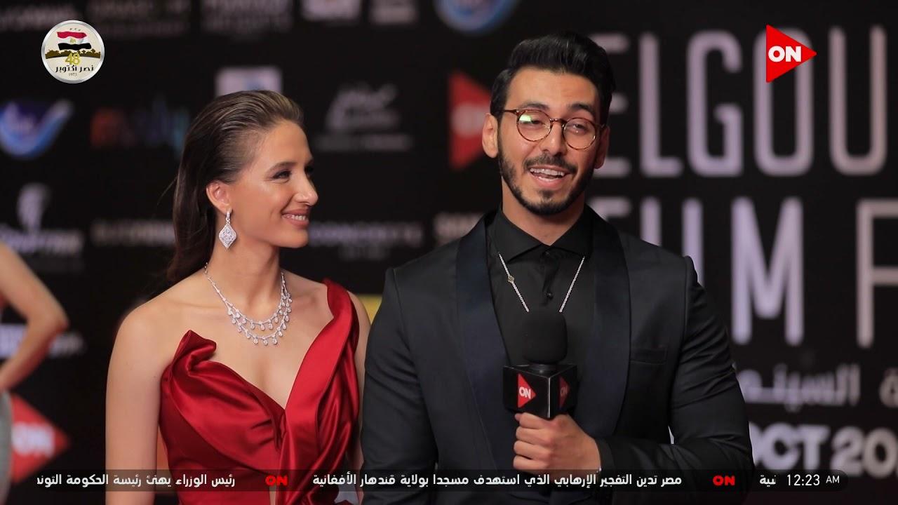 المخرج علي العربي يتحدث عن فيلمه -كباتن الزعتري -أخد 8 سنين عمل وشارك في 85 مهرجان- #مهرجان_الجونة