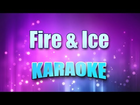 Benatar, Pat - Fire & Ice (Karaoke version with Lyrics)