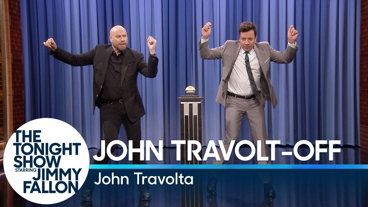 Jimmy Fallon Might Be Better At John Travolta Roles Than Travolta