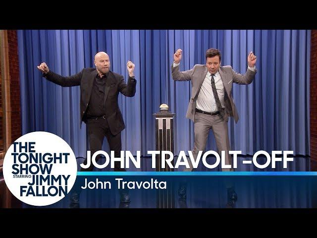 John Travolt-Off with John Travolta