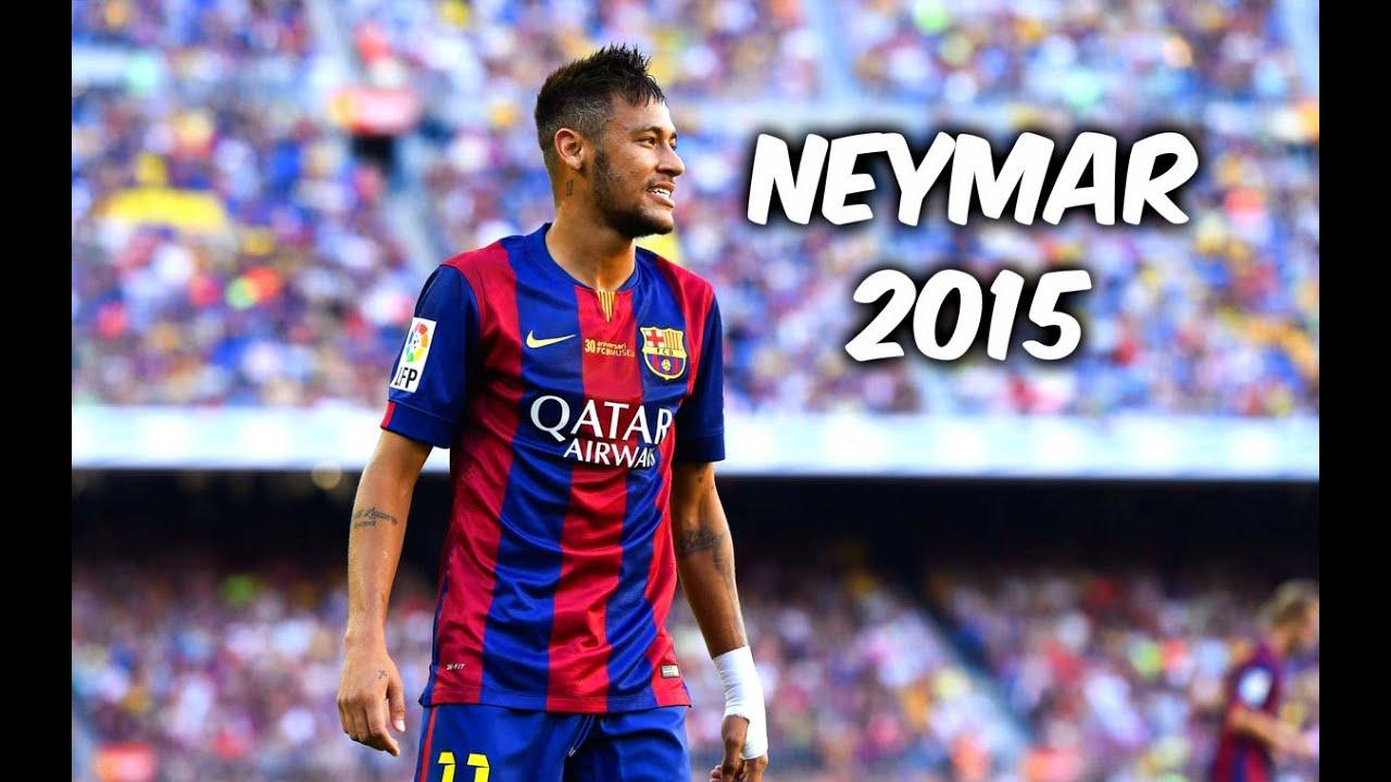 Neymar 2015 Trucos y Goles - YouTube
