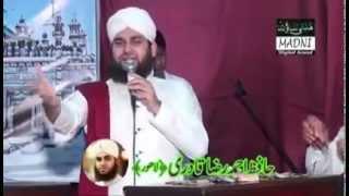Hafiz Ahmed Raza Qadri at Dewan-e-Hazoori (20/04/2015)