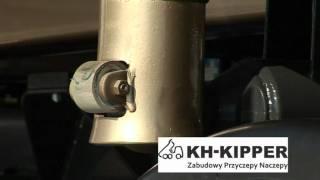 KH-KIPPER │Zabudowy wywrotki, przyczepy, naczepy: cz. 4
