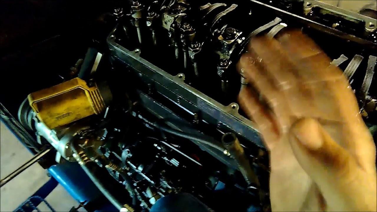 M11 Cummins setting valves and injectors