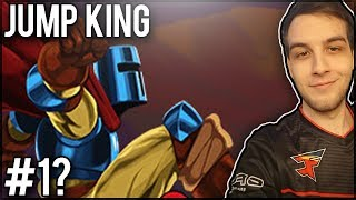 PO PROSTU SKACZ... SPOKOJNIE! - Jump King #1?