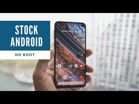 How to make YOUR phone feel like stock Android