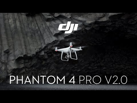 DJI Phantom 4 Pro V2.0 is back