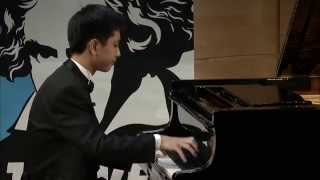 Qi Xu: Beethoven Sonata No  25 in G Major, Op  79