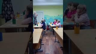 Открытый урок обучение грамоте. Часть 1