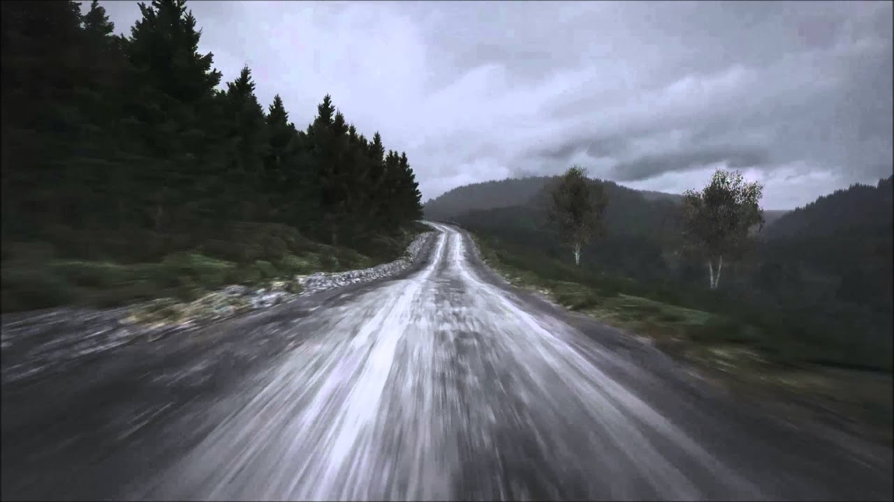 Dirt Rally River Severn Valley Youtube
