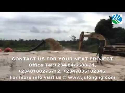 JULONG LAND RECLAMATION VIDEO