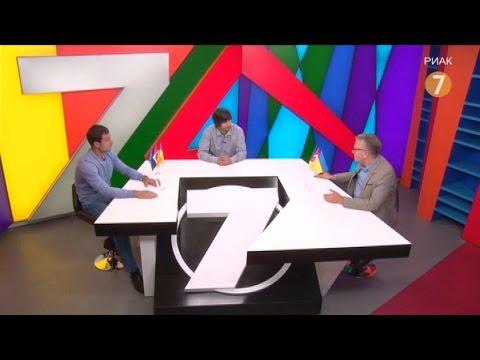 Вечер на 7. Олег Марков, Александр Остапенко