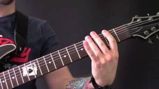 Morbid Angel World Of Shit (The Promised Land) Guitar Lesson