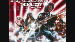 Thin Lizzy & Sex Pistols (The Greedies) - A Merry Jingle