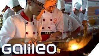 Die härteste Kochausbildung in China | Galileo | ProSieben