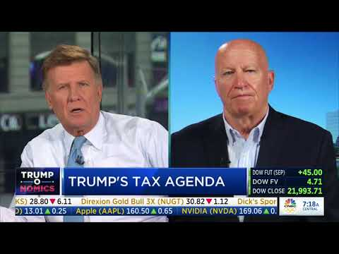 Ways and Means Chairman Kevin Brady: President Trump is 'all in' on tax reform