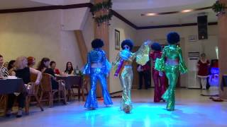 ДИСКО 80х от шоу-балета ПАНТЕРА, Иркутск