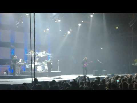 John Petrucci live solo @ Helsinki Ice Hall, Finland 27.2.2017