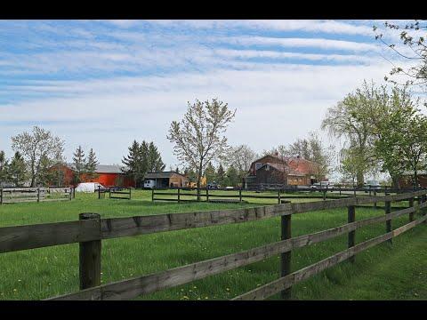 Ontario Farm For Sale - 28 Acre Farm In Stoney Creek