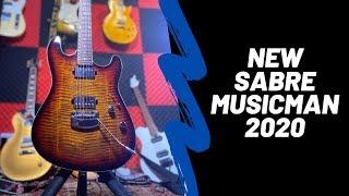 Sabre Music Man Guitar 2020 | Demo by Karl Golden