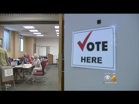 Colorado Turns Over Voter Information